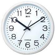 マグアウトレット電波掛け時計 マルス