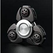 ハンドスピナー ウィジェット ストレス解消 指スピナー おもちゃ フォーカス玩具 高品質 重量感