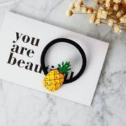 *2017新作* ヘアゴム  可愛い 果物 ヘアアクセサリー