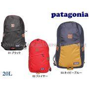 【パタゴニア】 48020 バッグ アイアンウッド パック 20L リュック 鞄 全3色 メンズ&レディース