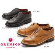 【グレンソン】 5301 ルーベン REUBEN ストレートチップ シューズ 紳士靴 全2色 メンズ
