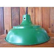 【SALE】Vintage セーリングランプ グリーン