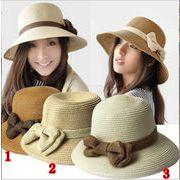 ★新品★大人用帽子★麦わら帽子★キャップ★トッパー★