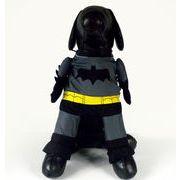 可愛い犬服 変身 ペット用品 コスプレペット服 ハロウィン スーパードッグ コスチューム