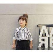 韓国子供服 可愛い子供服 女の子洋服 長袖ブラウス チュニック キッズ ジュニア   森ガール学院風卒業式