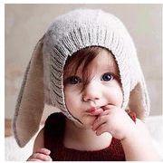 秋冬新作 赤ちゃん 幼児 ベビー帽子 ニット帽子セット