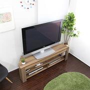【完売・次回入荷未定】テレビ台 コーナー 150cm シンプル 木製 ウォールナット  SZ-TR15WAL