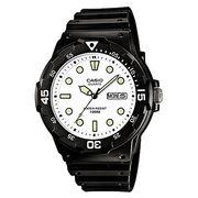 取寄品 CASIO腕時計 アナログ表示 カレンダー 曜日 MRW-200H-7E チプカシ チープカシオ メンズ腕時計