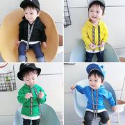 キッズ洋服 男児 ルース セーター 帽子付き 秋服 赤ちゃん ヘッジ 児童 長袖 トップ