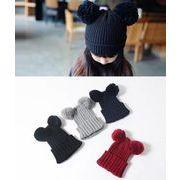 新品★キャップ★ハット★子供帽子★ニット帽子