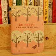 Shinzi Katoh BankBook Holder BE HAPPY