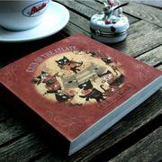 Shinzi Katoh CATS OF THE ATLATE diary