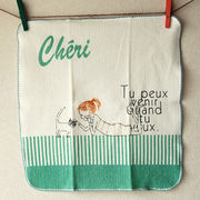 Shinzi Katoh DishCloth [cheri]