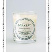 【新パッケージ】voyage ヴォヤージュ アロマキャンドル (マッチ付) 月下香 (gekkako)