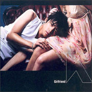 韓国音楽 K(ケイ)/Girlfriend(Single)