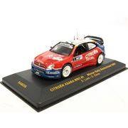 ixo/イクソ シトロエン クサラ WRC 2005年 ラリー・ドイツ 優勝 #1 S.Loeb/M.Mart