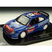ixo/イクソ シトロエン クサラ WRC ナイトライトなし 06 ラリー・オブ・トルコ #1 C.McRa