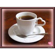 【恋するハート・シリーズ】のコーヒーカップ&ソーサーペア、化粧箱付きです。ギフトにどうぞ。