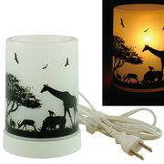 Aroma Lamp アロマランプ(コードタイプ) アフリカ◆室内照明/ルームフレグランス