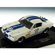 ixo/イクソ シェルビー 350 GT 1967年ル・マン24時間 #17 ドライバー:C.Dubois/C.Tuerlinckx