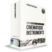 BS446 クリプトン・フューチャー・メディア 音楽ソフト CINEMATIQUE INSTRUMENTS