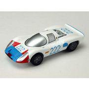 Schuco/シュコー ポルシェ 907 ショートテール 1968年タルガフローリオ #222