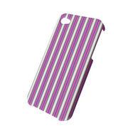 iPhone デコジャケット パイプライン ピンク アイフォーンケース ★i Phone