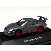Schuco/シュコー ポルシェ 911 GT3 RS グレー/レッド