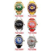 NBA OFFICIAL WATCHSIGNATURE Elite Six NES101-106NBA プロバスケットボールメンズ腕時計
