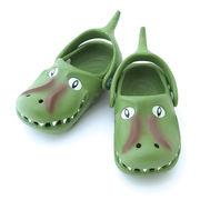 """恐竜がモチーフのキッズサンダル!""""POLLIWALKS T-REX(ティラノザウルス)"""""""