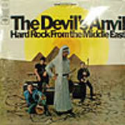 DEVIL'S ANVIL  HARD ROCK FROM THE MIDDLE EAST