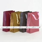 ★無地★ショッピングバッグ★ラッピング袋★紙袋★包装★ショッピング袋