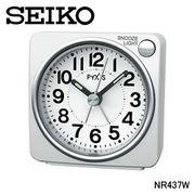 セイコー 目覚まし時計 NR437W SEIKO
