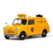 SunStar/サンスター オースチン Mini-AA パトロール バン 1963 イエロー