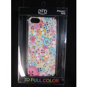 【iPhone5 対応】DFD iphoneケース ツヤありの光沢ある仕上がり ボタン パステルボタン