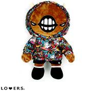 SAKUN キャラクター ぬいぐるみ【即納】D-HOODY STICKERS45 韓国グッズ K-POP サクン