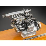 CMC/シーエムシー メルセデス・ベンツ 300 SLR エンジン ケース付
