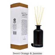 Therapy Range セラピーレンジ ディフュージョンスティック 250ml スイートオレンジ&ジャスミン