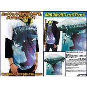 コスパ ブラック★ロックシューター BRSフルグラフィックTシャツ