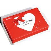 【バレンタイン】 ブルボン ファインセピア / バレンタイン チョコレート ギフト