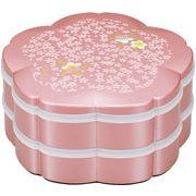 正和 重箱 宇野千代 桜オードブル 7.5 シール付 雅桜 ピンク