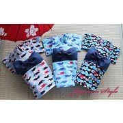 日本製 セレブスタイル 高品質ペットウェア 犬服 犬用富士山浴衣3色展開 XS/SM/MD-M/L
