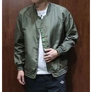ジャケット♪ホワイト/グリーン/ネイビー3色展開◆【新作】