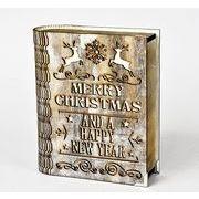 【お仕入れ12000円で送料無料♪♪】【クリスマス】【ウッドブックライト】