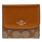 COACH コーチ F87589/IMBDX/1 三つ折り財布