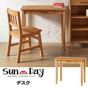 【直送可】サンデイ デスク 机 SunDay SDY-D800