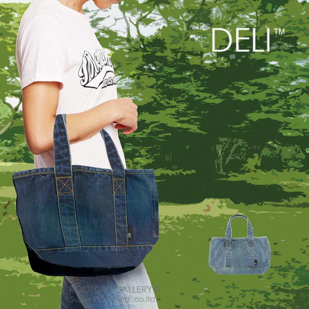 【売筋】デリバッグ RT.DELI DENIM-H