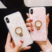 スマホリング iPhone6+/6S+、X、iPhone7/8+対応 iPhoneシェルケース