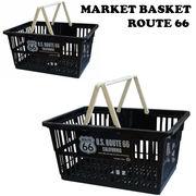 マーケット バスケット ルート66 【2サイズ】