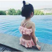 新作 水着 女の子  ビキニ  セパレート スイムウェア プール ビーチ 海水浴 セットアップ